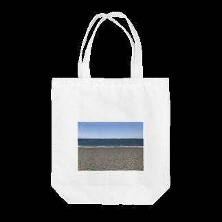 52Hzの海 Tote bags