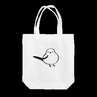 わの屋のシマエナガさん Tote bags