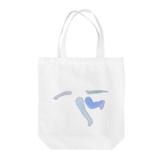 浮遊 Tote bags