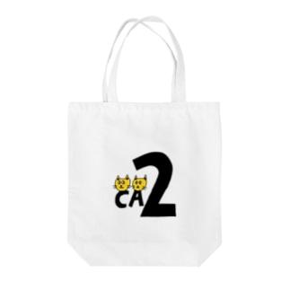 CA2 Tote bags