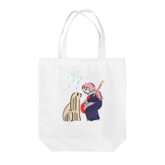 フレンズ / Friends Tote bags