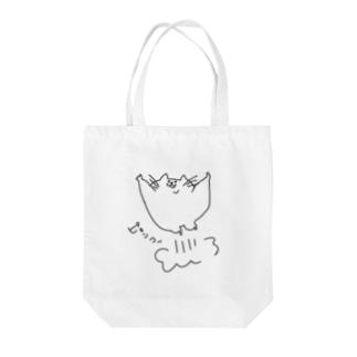 ピョンコッ02_ピョンコッ Tote bags