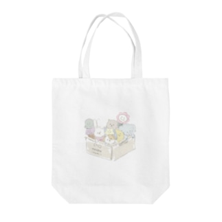 animal'sトートバッグ Tote bags