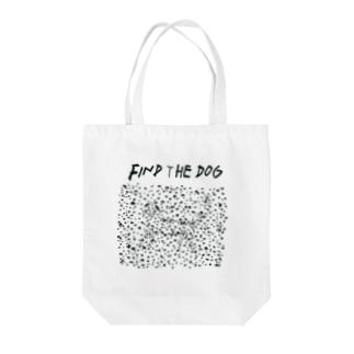 ダッル イン ダ ブッチ Tote bags