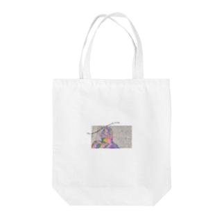 80年代浸透中 Tote bags