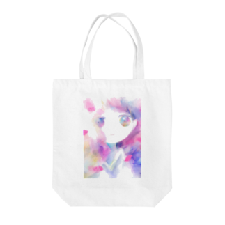 MoyoMoyoのサク Tote bags