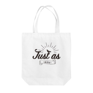 Just as Tote bags