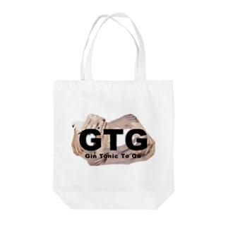 GT 54 Tote bags