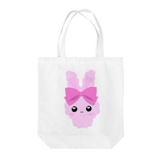 ありいぴょん【トートバッグ】 Tote bags