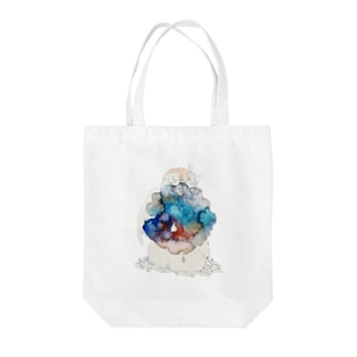 shoko*の色水天使ちゃんシリーズ グッズ Tote bags