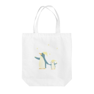 ema-emama『starry noon』 Tote bags