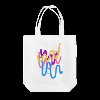TiffaのSMILE FIVE Tote bags