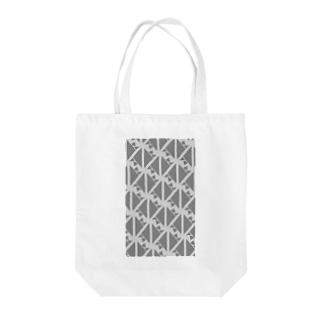 サーヴィエ行進曲 燻銀 Tote bags
