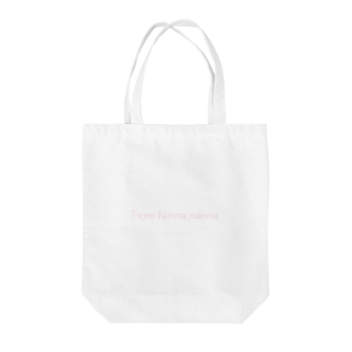 fairy taleの花の子守唄 Tote bags