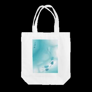 こたのオパビニア Tote bags