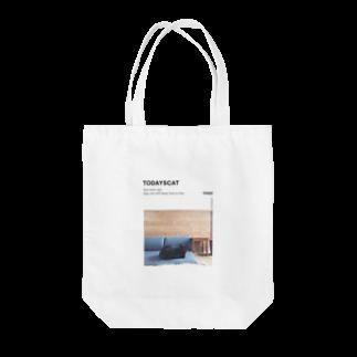 conatam(コナタム)のTODAYSCAT 0422 Tote bags