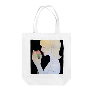 無価値 Tote bags