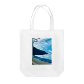 yutoyouのSummer  Seal Tote bags