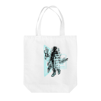 ONE PLUG DISordeRのONE PLUG DISordeR(Not grown up, prevent burnout) Tote bags