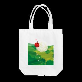 ruki_20150529のメロンソーダ Tote bags