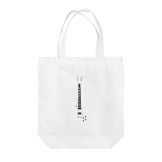 music good +s 「レスポール」 Tote bags