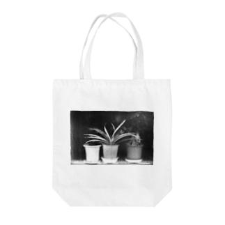 植木鉢 Tote bags