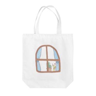 オカメインコ / みてる…!! Tote bags