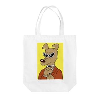 オシャレーヌ Tote bags