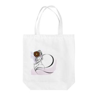 飛鳥の乙女 Tote Bag