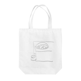 巣箱のマルティ Tote bags