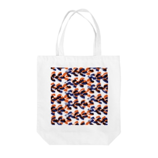 two birds Tote bags
