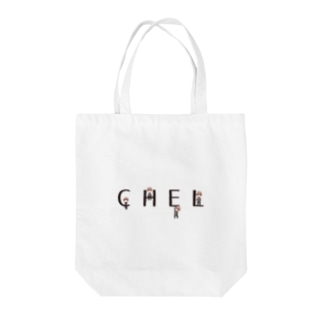 CHELオールスター(黒字) Tote bags