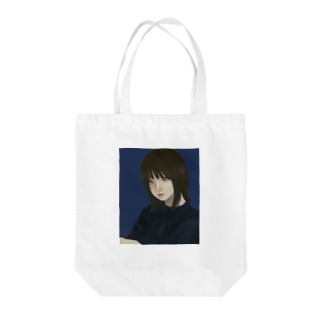 内斜視 Tote bags