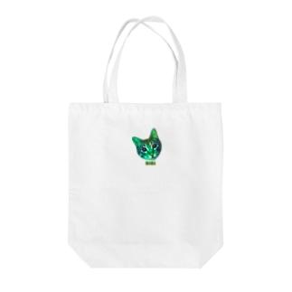ビビちゃん Tote bags