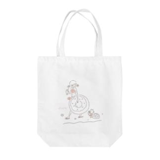 なつのこ Tote Bag