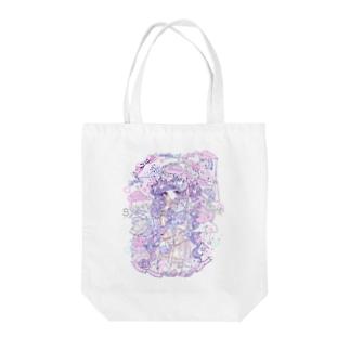 ゆめゆに♡ Tote bags