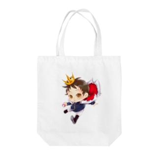 ビビットna僕ちゃんトート(ゝω・ ) Tote bags