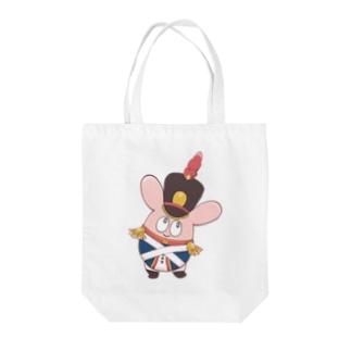 sakicicaのアーミーうさちゃんバッグ Tote bags