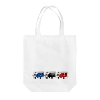 YU-SUKE69 Life Channel Goods shopのトリオクレア トート Tote bags