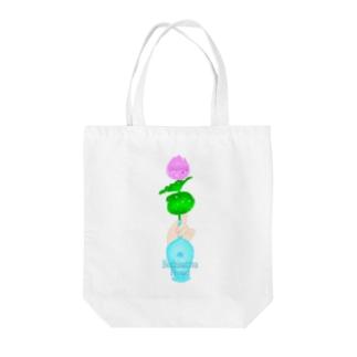 十一面観音 ~ 菩薩道 ~ Tote bags