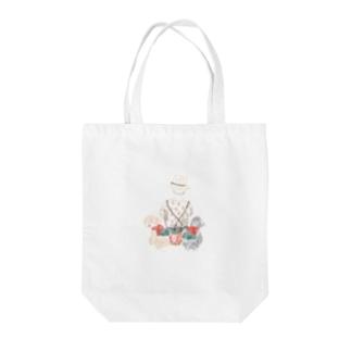naaat_illustの試作 Tote bags