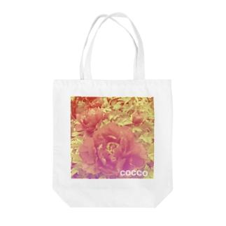 COCCOのCOCCO •HANA4 Tote bags