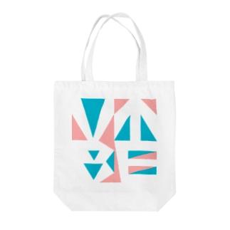 VIBE Tote bags