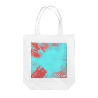こっこさんのCOCCO・C2 Tote bags