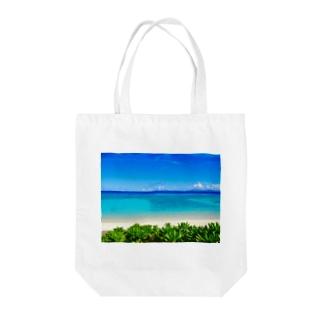 mizuphoto.comの夏の扉 Tote bags