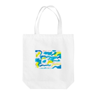 asaoのearly summer 2020 Tote bags