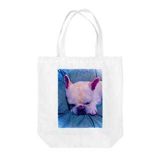 good night Tote bags