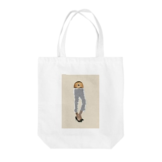 My name is 108. Tote bags