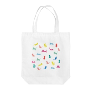cats Tote bags