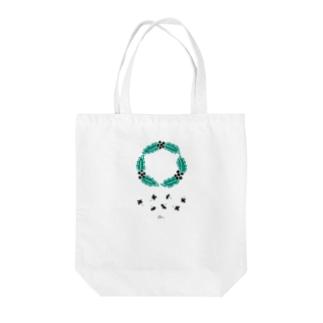 unicoのshu-01 Tote bags